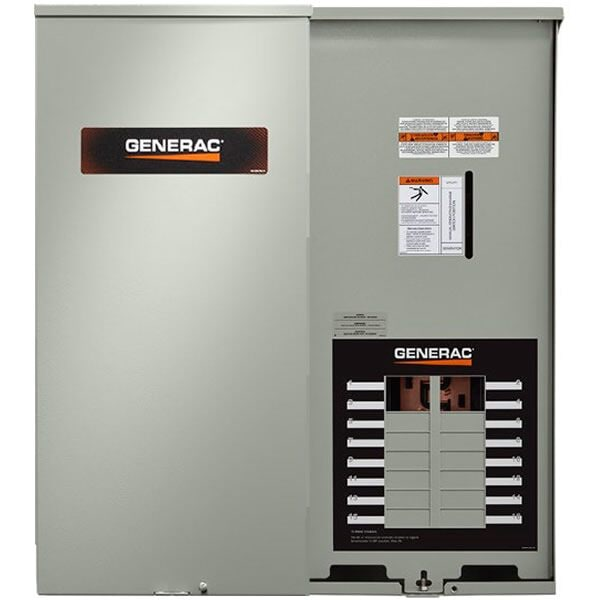 generac load center switch