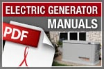 How to Access Old Generator Manuals