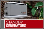 Top-Rated & Best-Selling Standby Generators