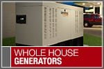Top-Rated & Best-Selling Whole House Generators