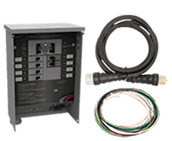 Milbank Manual Transfer Switch