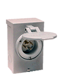 Reliance Controls Power Inlet Boxes