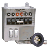 Reliance Controls 20-Amp