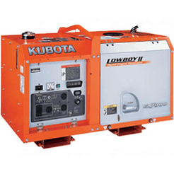 Professional Large Generators