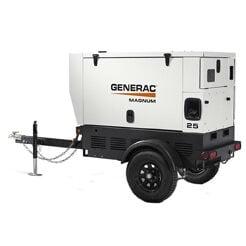 Diesel Light Towers & Towable Generators