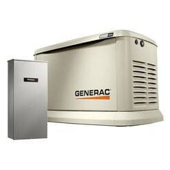 Home Standby & Whole House Natural Gas Generators
