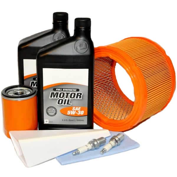 Generac Guardian Maintenance Kit for 20kW (999cc) w/ Synthetic Oil (2008 to 2012)
