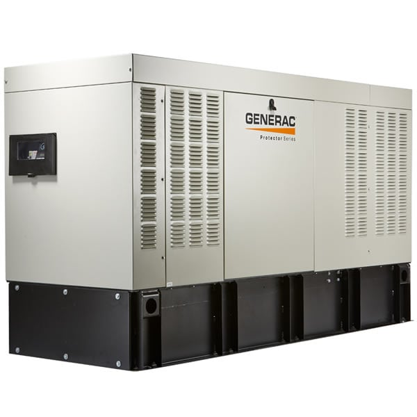 Generac Protector® 20kW Automatic Standby Diesel Generator (120/240V 3-Phase)