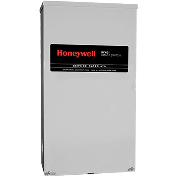 Honeywell� 150-Amp SYNC� Smart Automatic Transfer Switch w/ Power Management (Service Disconnect)