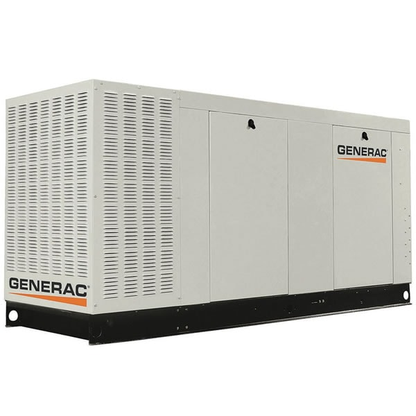 Generac Commercial Series 70 kW Standby Generator (120/240V - NG)