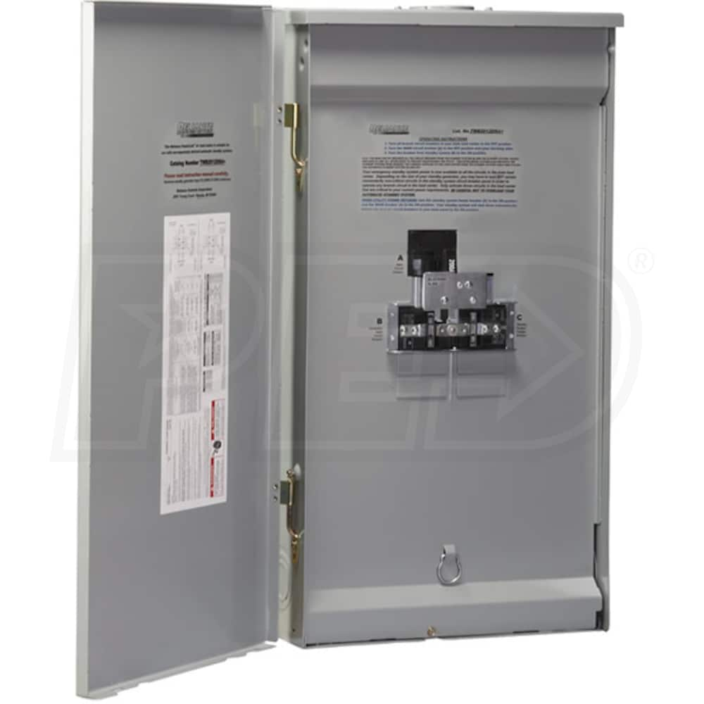 Reliance Controls TWB2005DR