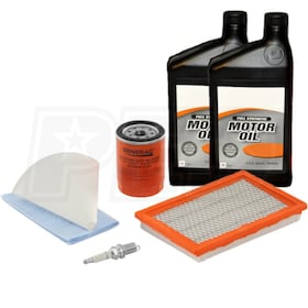 Generac 8KW Maintenance Kit for 2013 Evolution Standbys w/ 5W-30 Synthetic Oil