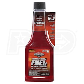 Briggs & Stratton Advanced Formula Fuel Treatment And Stabilizer, 8 OZ