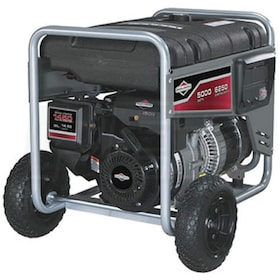 Briggs & Stratton 30362 - 5000 Watt Electric Start Portable Generator