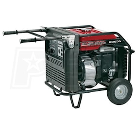 Honda EM5000iS - 4500 Watt Electric Start Portable Inverter Generator