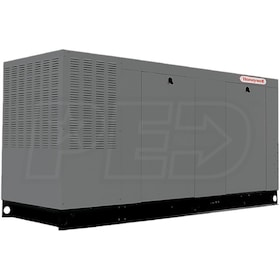 Honeywell™ 100 kW Commercial Automatic Standby Generator (LP - 120/208V 3-Phase)