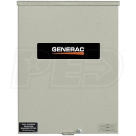 Generac Smart Switch� 300-Amp Automatic Transfer Switch + AC Shedding (Service Disconnect)