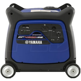 Yamaha EF4500iSE - 4000 Watt Electric Start Inverter Generator
