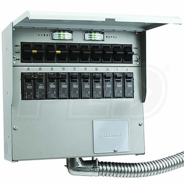 Reliance Controls A510C-SD