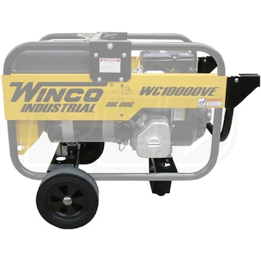 Winco Two Wheel Industrial Dolly Kit