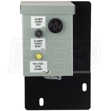 Generac Protector® Series 90% High Fuel Level Alarm Panel