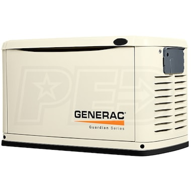 Generac Guardian™ 20kW Home Standby Generator