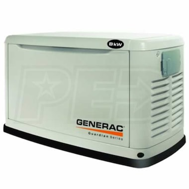 Generac Guardian™ 8kW Home Standby Generator