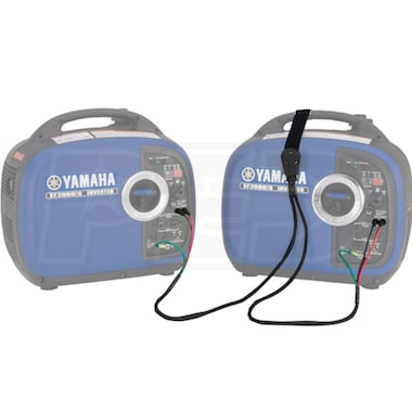 Yamaha Sidewinder 30-Amp RV Parallel Cable for EF2000iS Generators