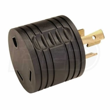Reliance Controls 30-Amp Male (3-Prong) RV Adapter Plug