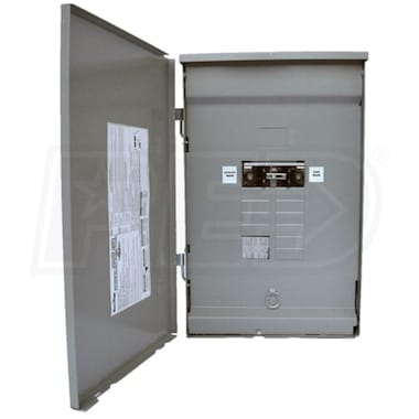 Gen-Tran 100-Amp Outdoor Automatic Transfer Switch & Load Center