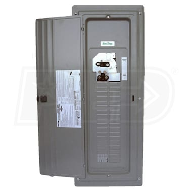 Gen-Tran 200-Amp Indoor Automatic Transfer Switch & Load Center