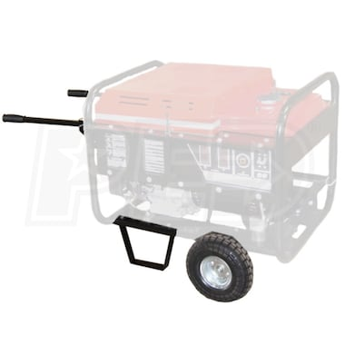 Gillette 2-Wheel Dolly Kit For GPE Series Portable Generaotrs