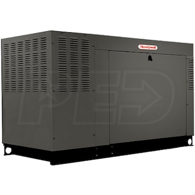 Honeywell™ 70 kW Liquid Cooled Automatic Standby Generator (NG - Premium-Grade) (120/240V Single-Phase) (SCAQMD Compl.)