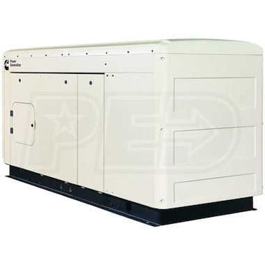 Cummins RX60 Power Connect™ Series 60kW Standby Power Generator (120/208V 3-Phase)