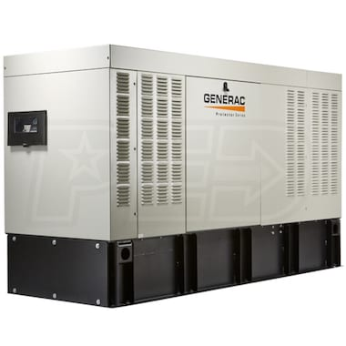 Generac Protector® 20kW Automatic Standby Diesel Generator (120/240V Single-Phase)