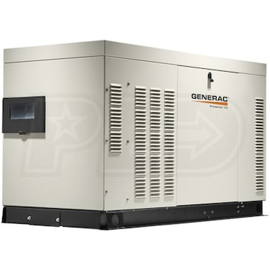 Generac Protector QS® 38kW Automatic Standby Generator (Premium-Grade)(120/240V Single-Phase)