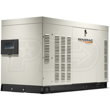 Generac Protector® 30kW Automatic Standby Generator (Aluminum)(120/208V 3-Phase)
