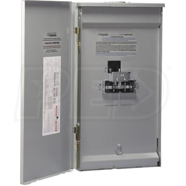 Reliance Controls 150-Amp Utility/50-Amp Generator Outdoor Manual Transfer Panel