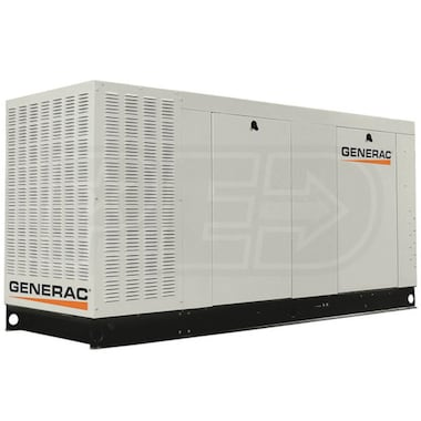 Generac Commercial Series 70 kW Standby Generator (120/240V Single-Phase)(LP)