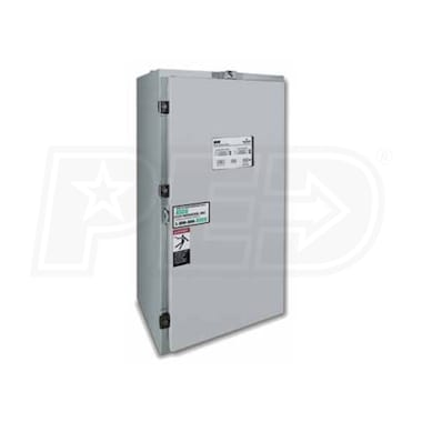 Gillette 230-Amp Industrial Automatic Transfer Switch for 25-41kW Diesel Generators (277/480V)
