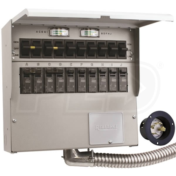 Reliance Controls A310a Pro  Tran 2  240v 10