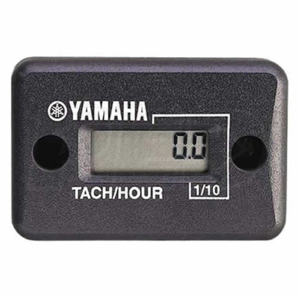 How To Reset Yamaha Hour Meter